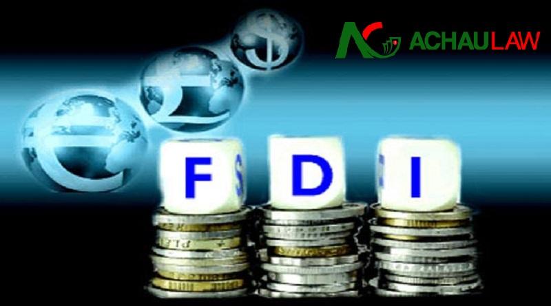 Đầu tư gián tiếp ra nước ngoài