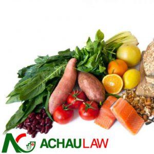 Mức giới hạn nhiễm phóng xạ trong thực phẩm