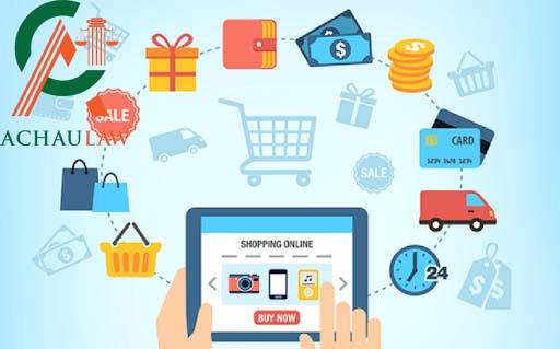 đăng ký web thương mại điện tử
